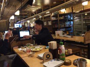 新宿西口 格安居酒屋やまと
