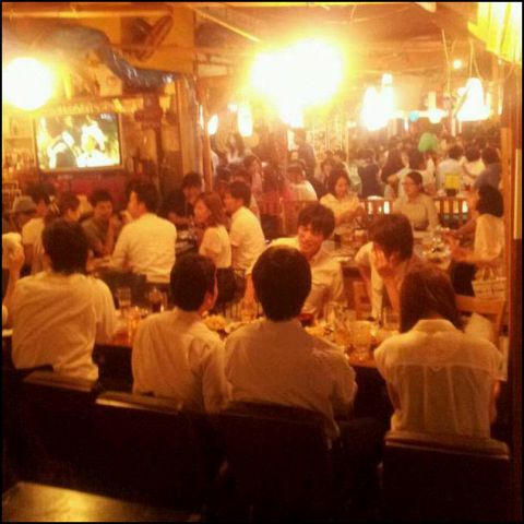 【新宿】お金がない!安く飲める新宿の居酒屋を集めました!!