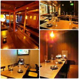 完全個室居酒屋×創作料理250種類2H食べ飲み放題 花火の宴 代々木店_04