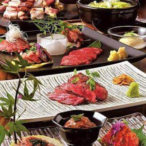 肉と和SAKEの個室居酒屋 ばく 五反田店_04