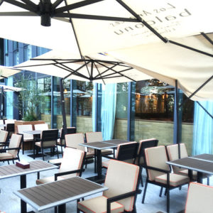 Los Angeles balcony Terrace Restaurant & Moon Bar 品川_03