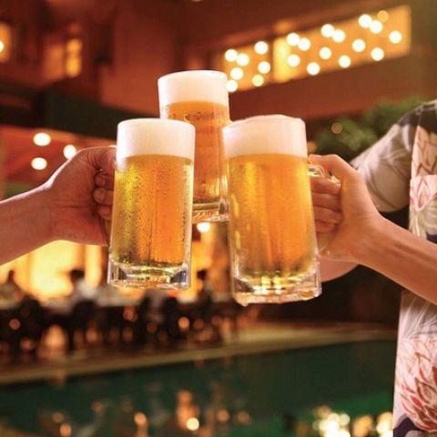 新宿の夜空で美味しくビール!!新宿でビアガーデンがある店10選!