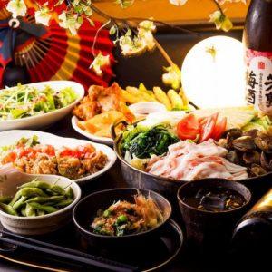 旬菜と海鮮の店 個室 米助(よねすけ)新宿総本店_03