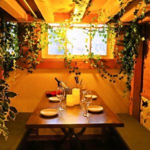 イタリアンバル渋谷 ura庭8528(ハコニワ) 個室イタリアン肉 驚きの誕生日サプライズ_03