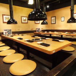 国産牛焼肉ふうふう亭JAPAN 西武新宿駅前店04