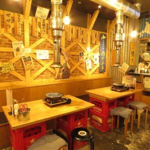 羊肉酒場 悟大 新宿西口店_05
