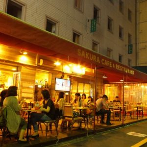 SAKURA CAFE & RESTAURANT 池袋06