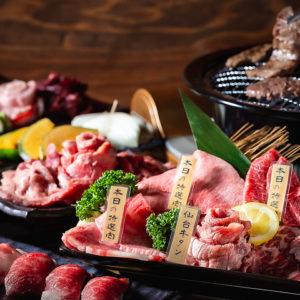 仙台牛タン食べ放題 焼肉一心たん助 池袋店_01