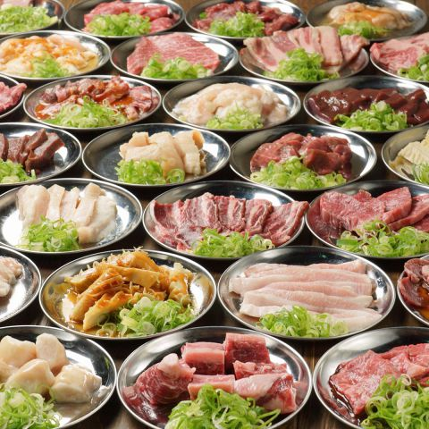 【梅田】安いお得!梅田で焼肉食べ放題がある店22選!!