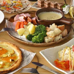 テイクアウトあり お肉とチーズ 個室バル&イタリアン ChaCha 横浜駅前店_01