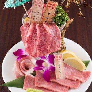 A5仙台牛 焼肉・寿司 食べ放題 肉十八 仙台駅前2号店_02
