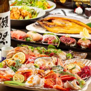 全180種食べ飲み放題 個室 和食×ビストロ たくみ 札幌店_02