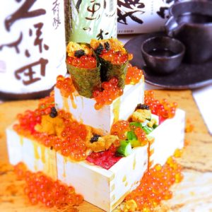 梅田 肉の寿司 かじゅある和食 足立屋 ADACHIYA_02