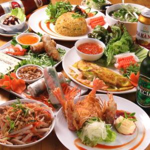 ベトナム料理 123zo なんば店_02