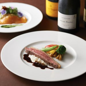 フレンチレストラン ビクターズ/ウェスティンホテル東京_03