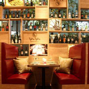 GRILL&Cafe Dining Tefu Tefu 恵比寿店_05