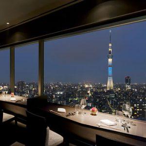 スカイツリー(R)ビューレストラン&バー 簾/東武ホテルレバント東京_05