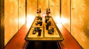 完全個室和食居酒屋 生粋 新橋SL広場駅前店_05