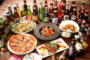 世界のビールと肉料理個室 貸切 旅ダイニングPUSHUP 秋葉原本店_01