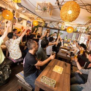 世界のビールと肉料理個室 貸切 旅ダイニングPUSHUP 秋葉原本店_05