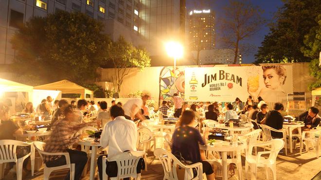 品川の夜空で美味しくビール!!品川でビアガーデンがある店6選!!