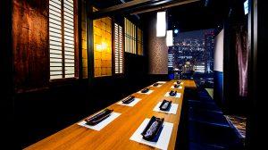 海鮮和食×夜景 和泉灘 上野店_05