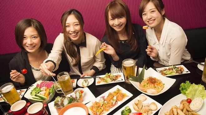 【銀座】30名以上の大人数でも個室で宴会が出来る居酒屋15選!!