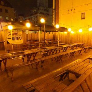 BBQ Beer Garden SKYテラス_05