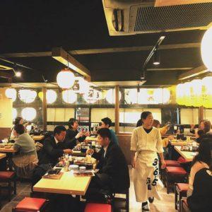 鉄鍋餃子と190円生ビール3.6.5 渋谷センター街店_05