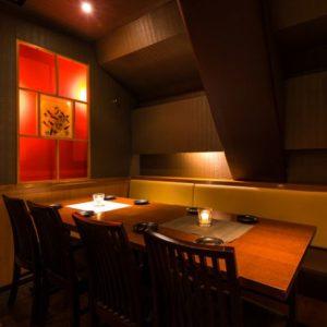 個室ダイニング 庵樹 -Anju- UMEDA DINING_05