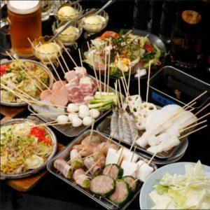魚と串揚げ 串かっちゃん 広島店_01