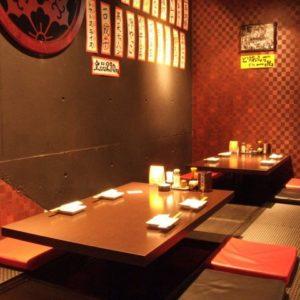 魚と串揚げ 串かっちゃん 広島店_03