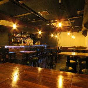 200円Bar moonwalk四条烏丸店04