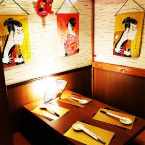 完全個室と食べ放題 鳥助 池袋店_03