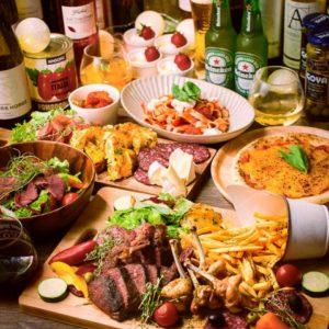 #お肉とワイン next..肉MARKET 天王寺店_02