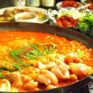 韓国料理  豚まる 藤沢店_04