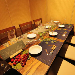 最大170種食べ飲み放題 個室×肉バル BOND-ボンド- 名古屋店_03