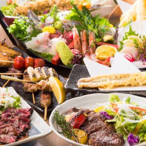 肉寿司食べ放題 × 個室肉酒場 季作 赤羽店_04
