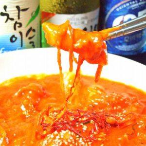 韓国料理  豚まる 藤沢店_03