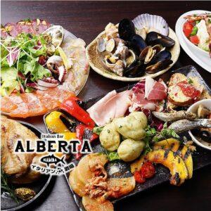 イタリアン魚酒場 ALBERTA NAMBA_01