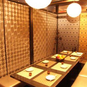 全席完全個室 食べ飲み放題居酒屋 きんぱち 難波駅前店_05