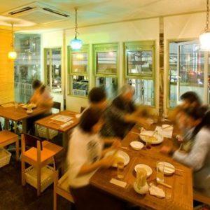 蕎麦粉食堂 Buckwheat バックウィート_05