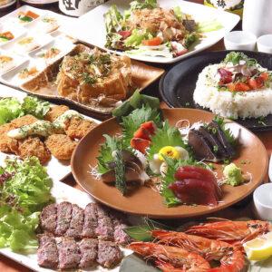 個室居酒屋 肉寿司と海鮮 赤羽漁場 赤羽店_02