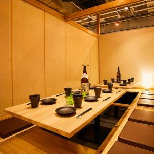 全席個室×全150種類食べ放題&飲み放題 和楽居(わらい) 天神店_04