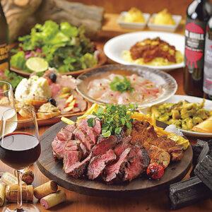 全席個室 お肉とチーズ 肉LABO(Meat Laboratory)赤羽店_01