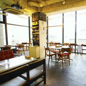 CORDUROY cafe 大名店_03