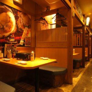 海鮮浜焼き かき小屋 さかなや道場 広島立町店_05
