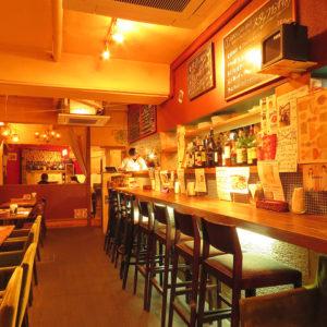 cafe de フウカ 1BANCHOBAR_05
