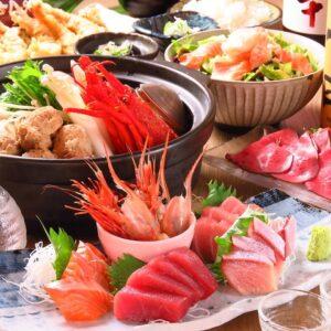 魚とおでんと炉端焼き 大衆酒場あさひ通りのさかなのとも 柏西口_01