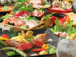 鉄板Dining 案山子_01